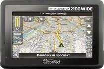 Автонавигатор JJ-Connect AutoNavigator 2100 WIDE