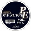 Плетёный шнур FameLL SW Super PE 150 m 0180-0250mm