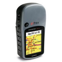 Портативный GPS навигатор GARMIN ETREX LEGEND HCx